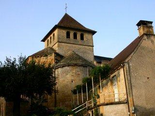 Eglise de Marquay